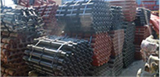 山西煤机配件小编介绍:滚筒轴承座与传动滚筒的关系