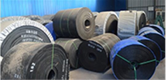 太原输送机维修:皮带输送机皮带跑偏及打滑的处理方法