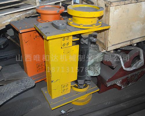 掘进机采煤机— 一运驱动装置